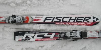 FISCHER RC4 PROGRESSOR Flowflex