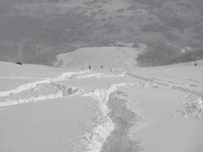 無圧雪のリーゼン