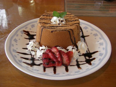 名木山・ロンドールのケーキ