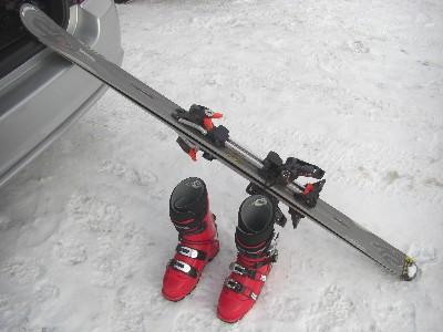 山スキーセット