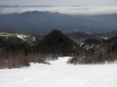 清水沢コース