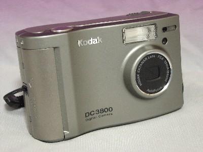 コダック DC3800