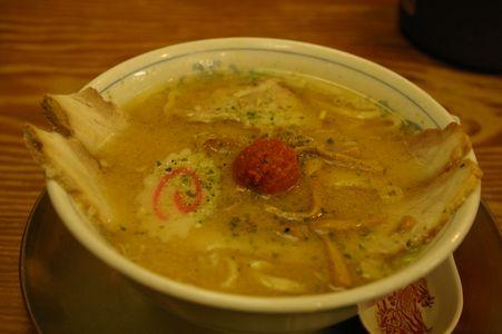 辛みそチャーシュー麺