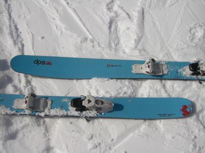 dps Yvette 112RP 168cm