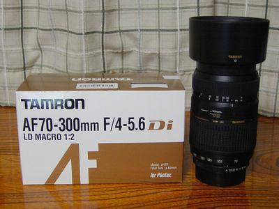 TAMRON AF70-300mm F4-5.6 Di