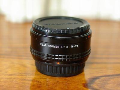 REAR CONVERTER K T6-2X