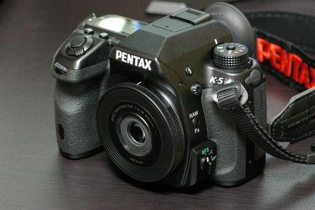 K-5 +smc PENTAX DA40mm F2.8 XS