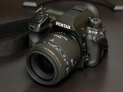 >K-5 + SIGMA MACRO 50mm EX DG