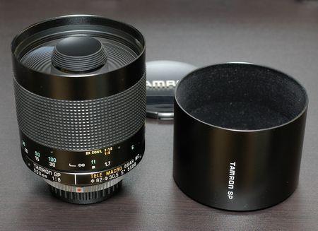 TAMRON SP 500mm F8