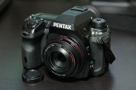 K-5 + HD PENTAX-DA 40mm F2.8 Limited
