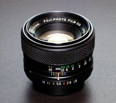 EBC FUJINON 55mm 1:1.8