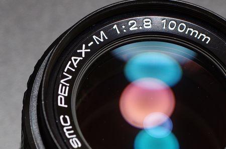 smc PENTAX M100mm 1:2.8