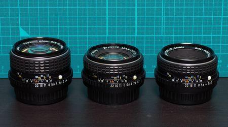 M50mm 3種