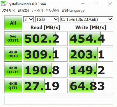 SanDisk X400 256GB