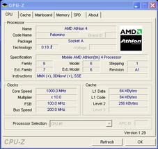CPU-Zで確認