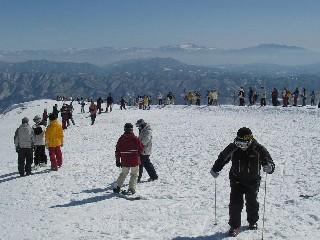 スキー場トップ